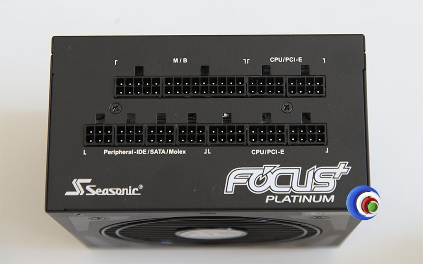 Seasonic FOCUS Plus 550 Platinum